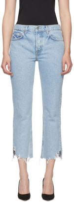 GRLFRND Blue Tatum Jeans