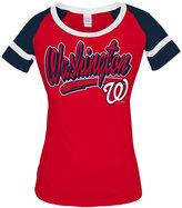 5th & Ocean Women's Washington Nationals Homerun T-Shirt