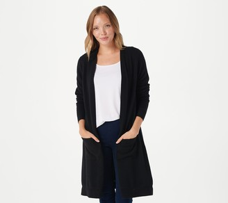 Soft by NAADAM 100% Cashmere Cardigan with Pockets