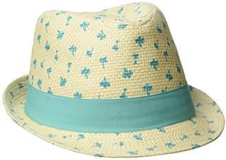 BEIGE Mount Hood Bendigo Child Hat, Nature / turquoise), (Size: 54)