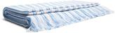 Balenciaga Striped cotton terry-towelling scarf