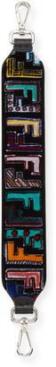 Fendi Embroidered F Strap for Handbag