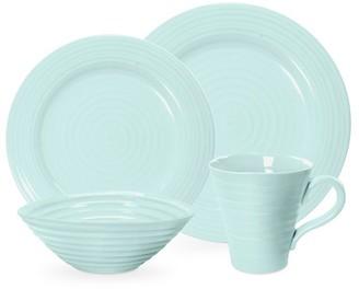 Sophie Conran Celadon 4-Piece Dinnerware Set