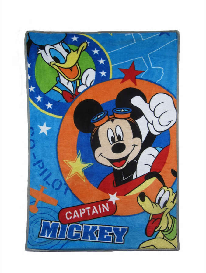 94f9a1f6f96 Mickey Mouse Blanket - ShopStyle