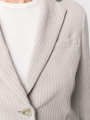 Circolo 1901 Single-Breasted Fitted Blazer