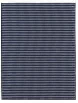 Outdoor Rug - Blue Stripe - Smith & Hawken
