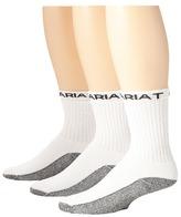Ariat Workboot Sock 3-Pack