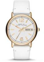 Marc by Marc Jacobs Women's Fergus MBM8653 Leather Quartz Watch