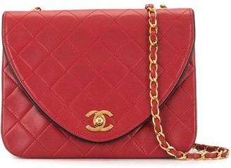Chanel Pre Owned 1985-1993 Quilted Shoulder Bag