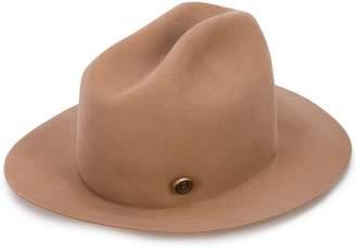 Maison Michel Tylie trilby hat