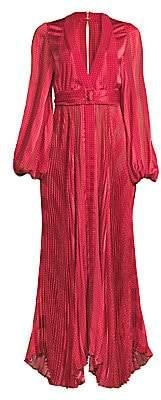 Alexis Women's Salomo Draped Maxi Dress