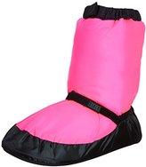 Bloch Warm Up Bootie, Unisex Adult's Warm Up Bootie Boots,7-9 UK (40-42 EU) (L)