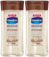Vaseline Total Moisture Cocoa Radiant Body Gel Oil
