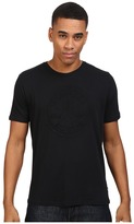 Converse Embossed Short Sleeve Core Patch Crew Tee