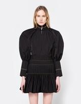 Ellery Skyward Bubble Sleeve Dress