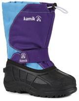 Kamik Girls' 'Red Deer4' Winter Boot