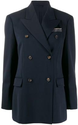 Brunello Cucinelli classic blazer