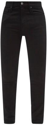 Frame Jagger True Skinny-fit Jeans - Black