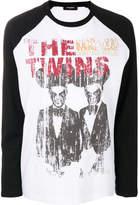 DSQUARED2 The Twins raglan sleeve T-shirt
