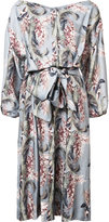 Zimmermann floral print flared dress - women - Silk/Viscose - 2
