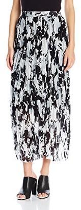 Thakoon Women's Pleated Skirt