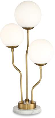 Apt2B Bardot Table Lamp FRENCH GOLD/FROST