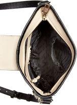 DKNY Handbag, Vintage Leather Top Zip Crossbody