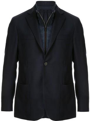 Corneliani Detachable Lined Blazer
