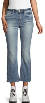 Blank NYC Cropped Flare Jeans