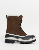 Sorel SOREL Caribou snow boot in brown