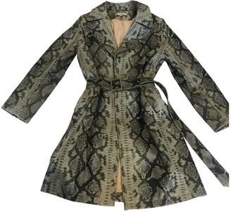 Miaou Blue Coat for Women