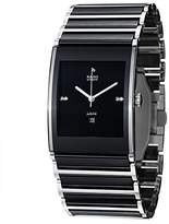 Rado Men's R20852702 Integral Analog Display Swiss Automatic Black Watch by