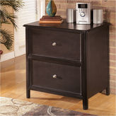 Signature Design by Ashley Carlyle Lateral File Cabinet