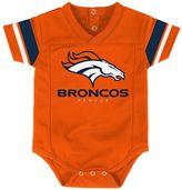 Baby Denver Broncos Team Jersey Bodysuit