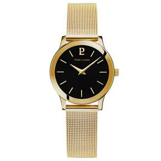 Pierre Lannier Womens Analogue Quartz Watch with Solid Stainless Steel Strap 051H538