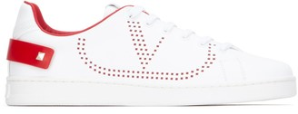 Valentino VLogo Backnet Sneakers