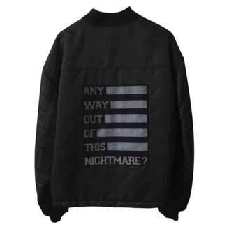 Raf Simons \N Black Synthetic Jackets