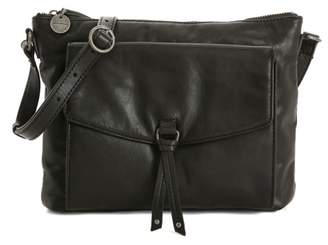 Lucky Brand Wyll Leather Crossbody Bag