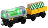 Thomas & Friends Fisher-Price Wooden Railway On-the-Glow Cargo