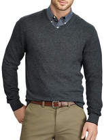 Chaps Big and Tall V-Neck Sweater