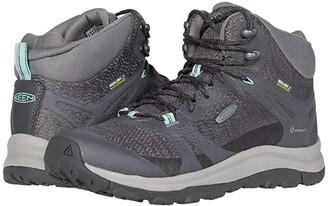 Keen Terradora II Mid WP (Magnet/Ocean Wave) Women's Shoes