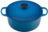 Le Creuset Signature 4 1/2 Quart Round Enamel Cast Iron French/Dutch Oven