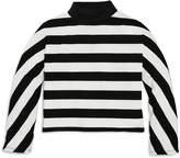 Splendid Girls' Striped Mockneck Top