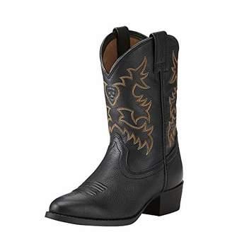 Ariat Kid's Heritage R Toe Western Boot