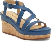 Lucky Brand Batikah Strappy Wedge Sandal