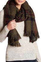 Joe Fresh Double Printed Scarf