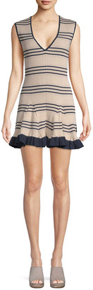 Alice McCall Frenchie Striped Dress