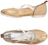 CNC Costume National Ballet flats
