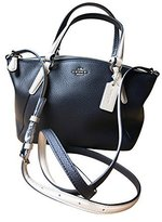 Coach Women's Pebble Leather Mini Kelsey Satchel, Style F57563