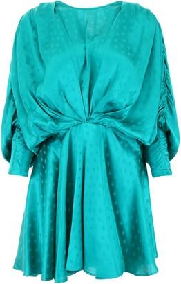ATTICO Star Mini Dress